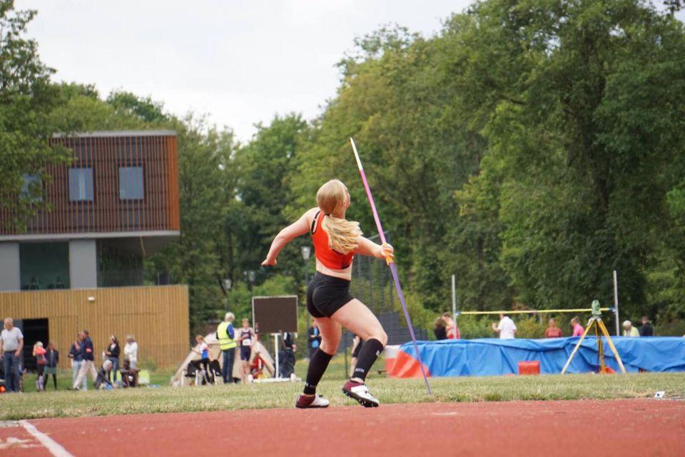 Vier Noord-Nederlands kampioenen meerkamp