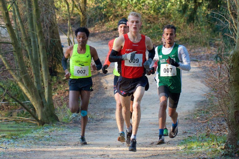 Tom Hendrikse eerste Nederlander en zesde bij internationale Abdijcross