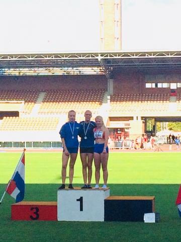 Nationale D Spelen - Amsterdam (01-09-20190