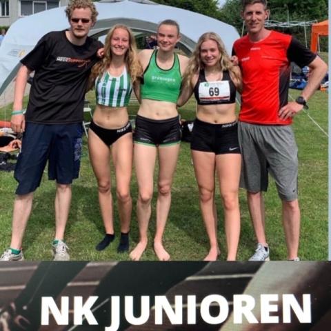 NK Meerkamp A-B Junioren - Amersfoort (1-2 juni 2019)