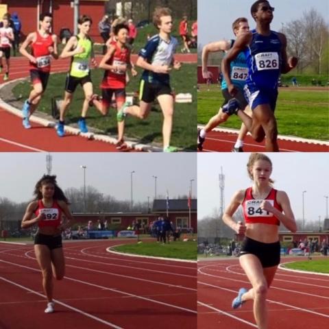 Trainingspakkenwedstrijd - Steenwijk (30-03-2019)